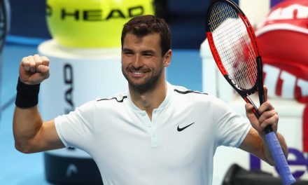 London | Dimitrov secures last semi-final place