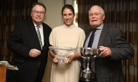 London | LTWA honour Jo Konta and Alan Jones