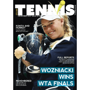 Tennis Threads Magazine - Issue 12 Vol 1