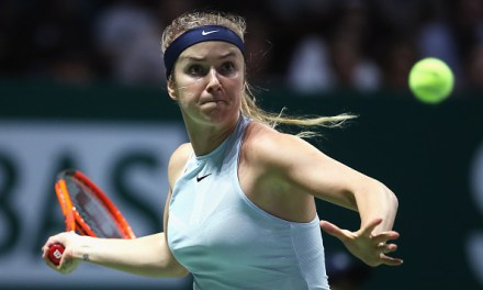 Brisbane | Svitolina continues to make inroads