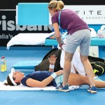Brisbane | Konta withdraws injured