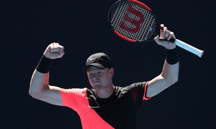 Melbourne | Edmund triumphs again