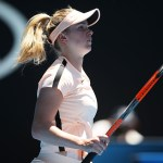Melbourne   Svitolina beats 15-year-old to advance down under