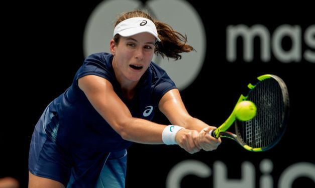 Sydney | Konta suffers opening round loss