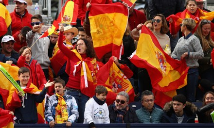 Marbella | Spain defeat Britain