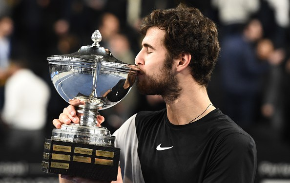 Marseilles   Khachanov triumphs in France