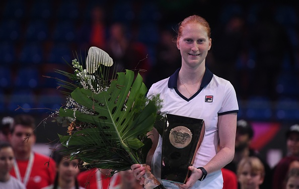 Budapest | Van Uytvanck upsets the top seed for title