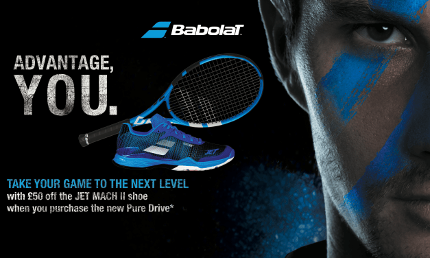 Win | Babolat Jet Mach II Shoe