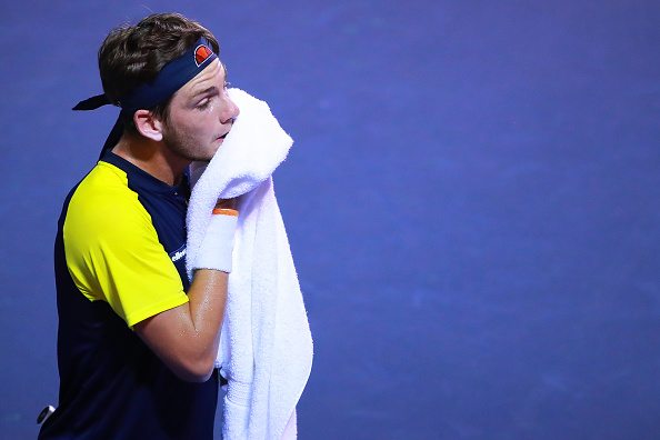 Indian Wells | Brits tumble in the desert