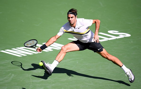 Indian Wells | Federer, the Silent Assassin