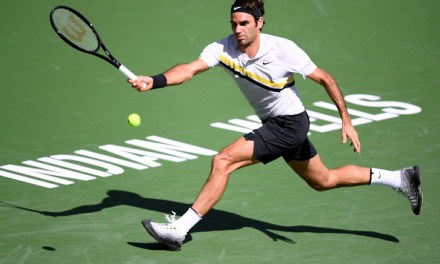 Indian Wells | Staying on track