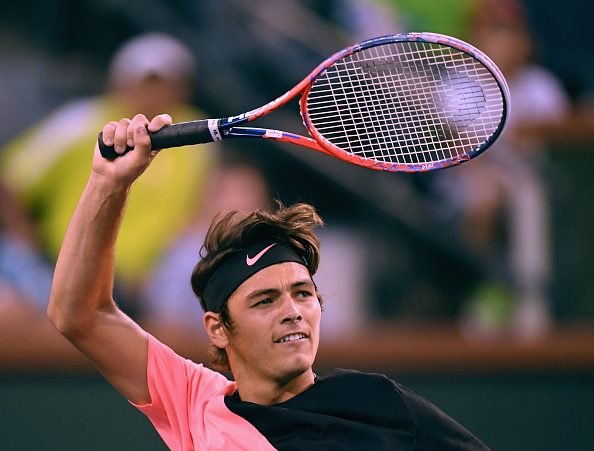 Indian Wells | Crowds lift Fritz