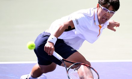 Indian Wells | Chung and Cuevas serve up something special