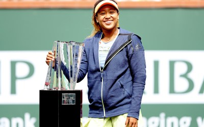 Indian Wells | Osaka claims first career title
