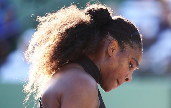 Miami | Serena Williams meets her match