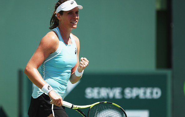 Miami | Konta steams through to last 16