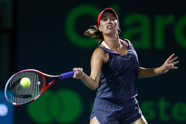 Miami |  Qualifier Collins continues to surprise
