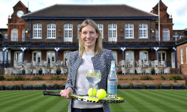 London   Fever-Tree at Queen's