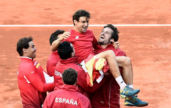 Valencia | Ferrer wins the rubber of his life