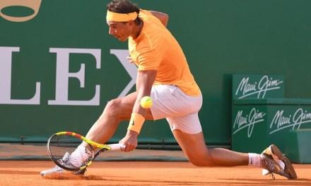 Monaco   Nadal makes an impressive entrance