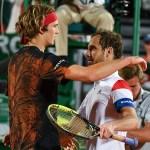 Monaco | Zverev squeezes through
