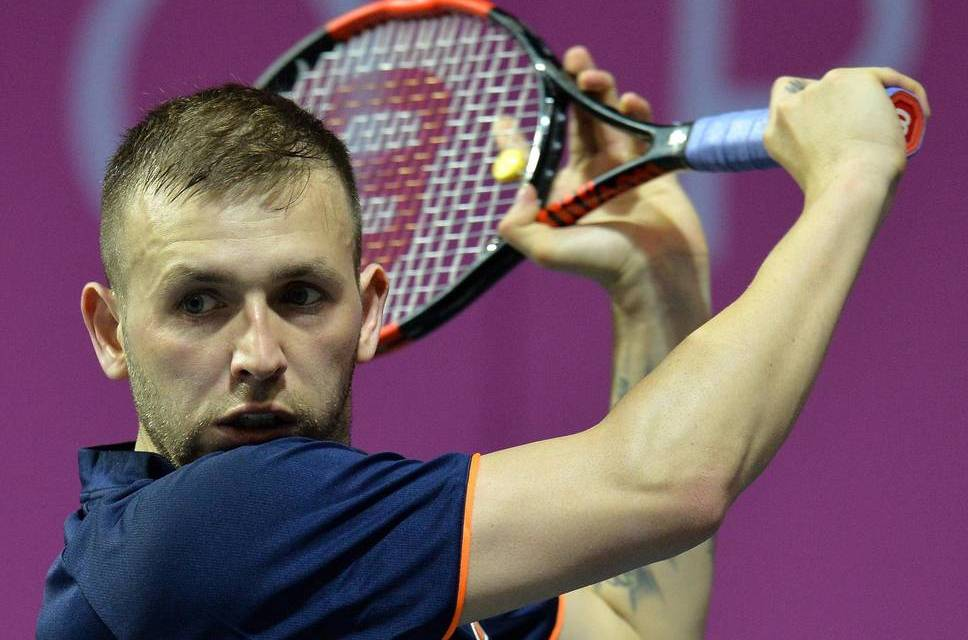Glasgow | Evans makes main draw