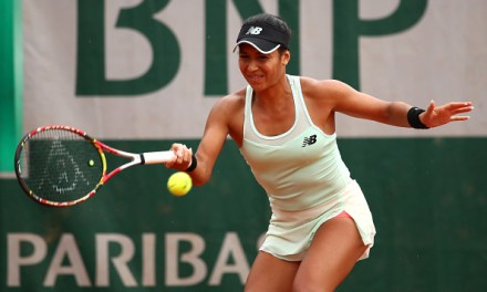 French Open | Watson sweeps aside local favourite