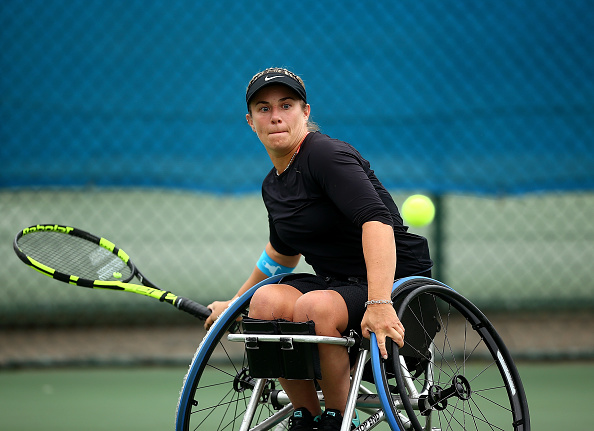 Korea Open | Lucy Shuker and Gordon Reid land titles