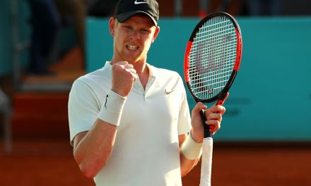 Madrid Open | Kyle Edmund beats Daniil Medvedev to set up Novak Djokovic tie