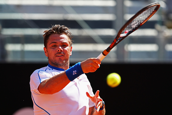 Italian Open | Stan Wawrinka beaten on return from injury
