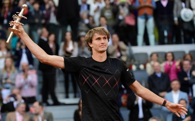 Madrid Open   Alexander Zverev defeats Dominic Thiem for third Masters title