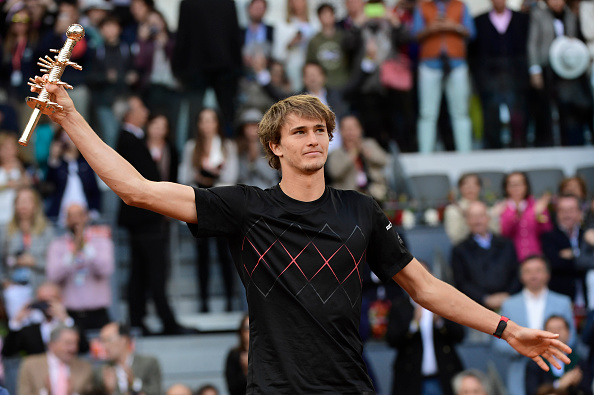 Madrid Open | Alexander Zverev defeats Dominic Thiem for third Masters title