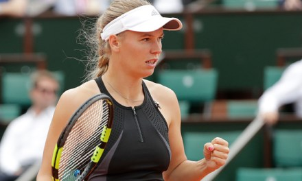 French Open | Wozniacki powers into last 16 as Svitolina stumbles