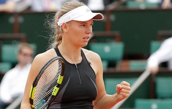 French Open | Wozniacki powers into last 16 as Svitolina stumbles