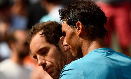 French Open | Richard Gasquet, Pierre-Hughes Herbert, Lucas Pouille and Gael Monfils all out