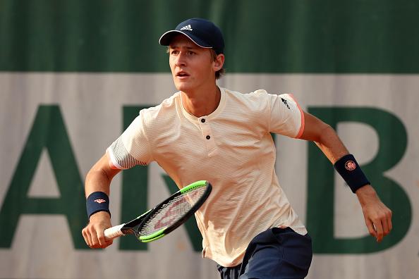 French Open | Baez and Korda reach boys last eight