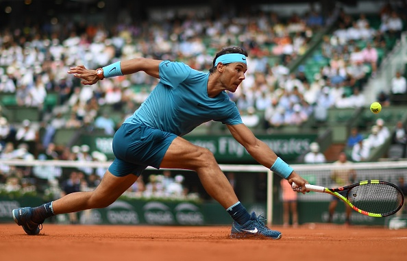 French Open   Nadal completes the quarter-finals line-up