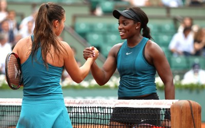 French Open   Keys and Stephens to clash again