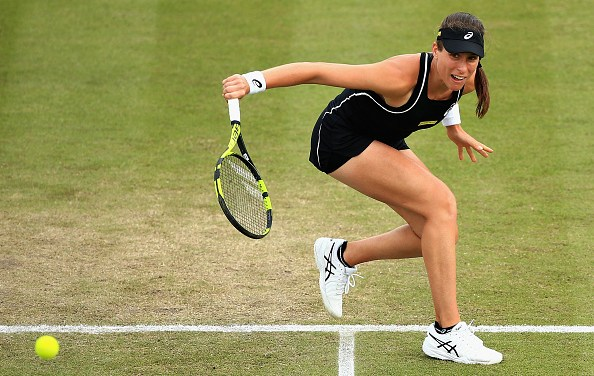 Nottingham | Konta avenges last year's loss