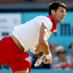 Queen's | Djokovic slips and slides into the Quarters