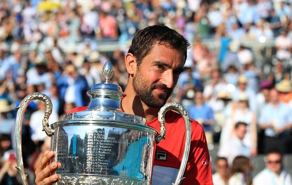 Queen's | Cilic stuns Djokovic