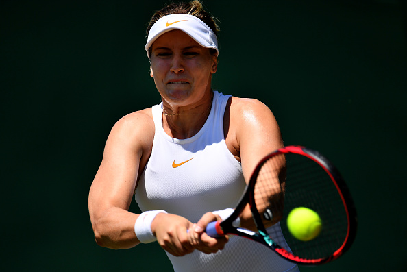 Roehampton | Bouchard starts her bid for the main draw