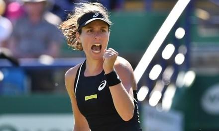 Eastbourne | Konta to face Wozniacki