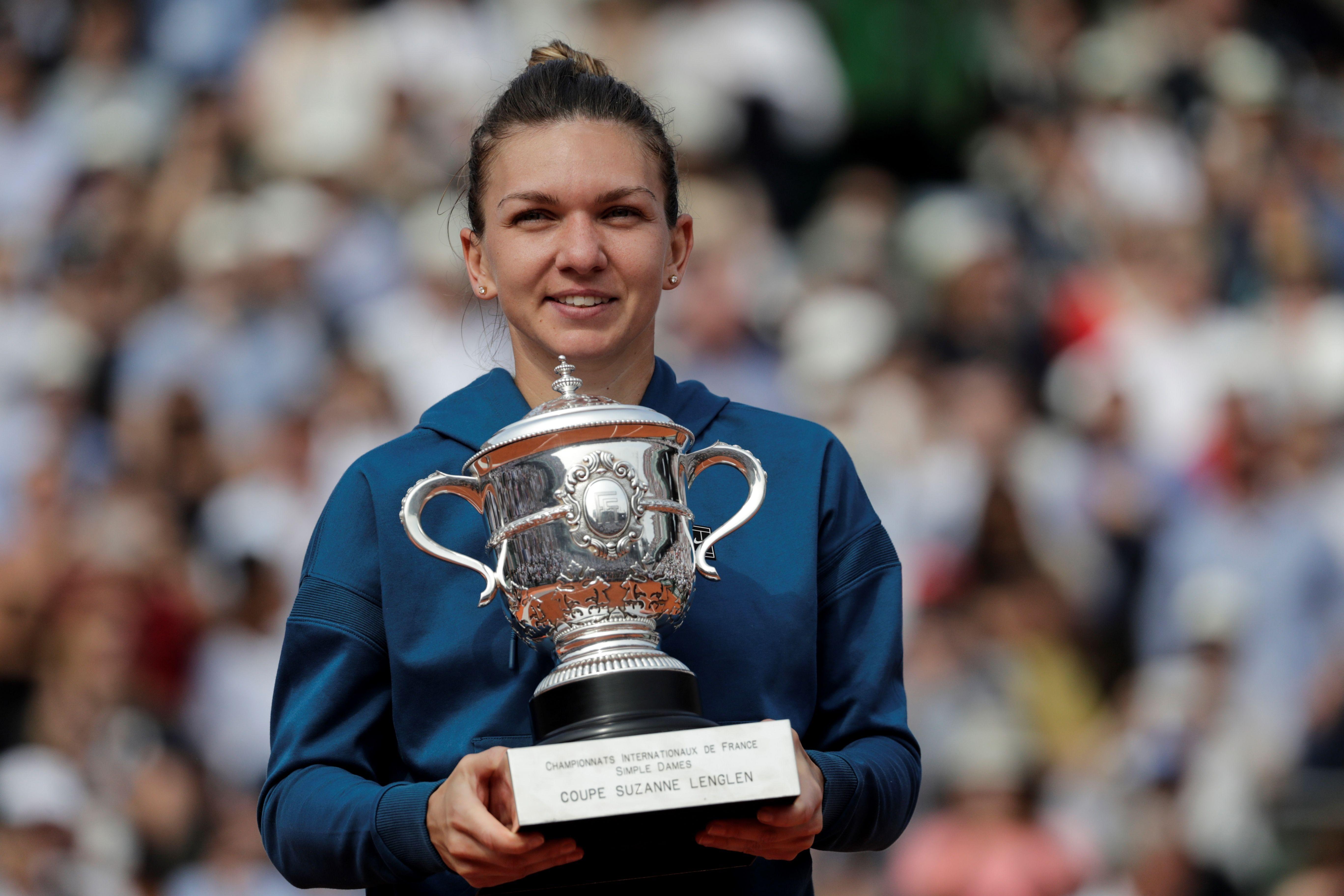 French Open   Simona Halep beats Sloane Stephens in final