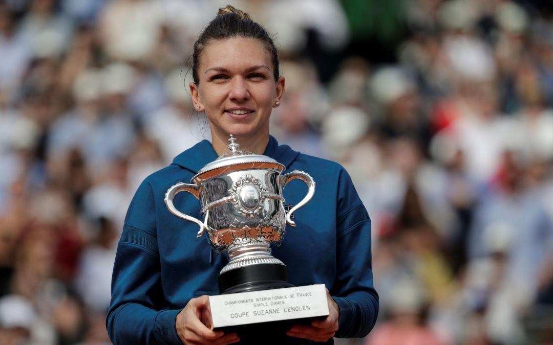 French Open | Simona Halep beats Sloane Stephens in final