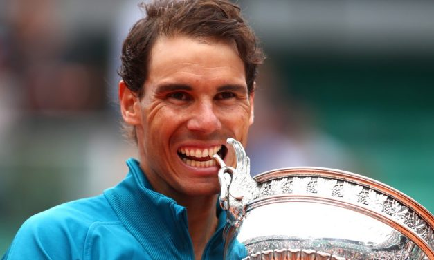 French Open   Nadal remains supreme, despite cramp