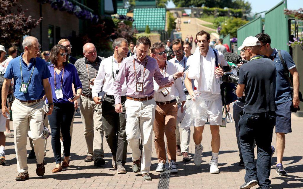 Wimbledon | Murray in draw