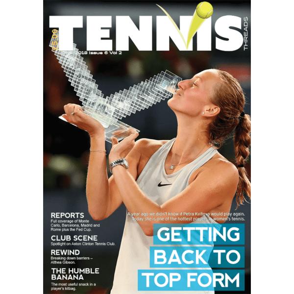 Tennis Magazine - Issue 6 Vol 2