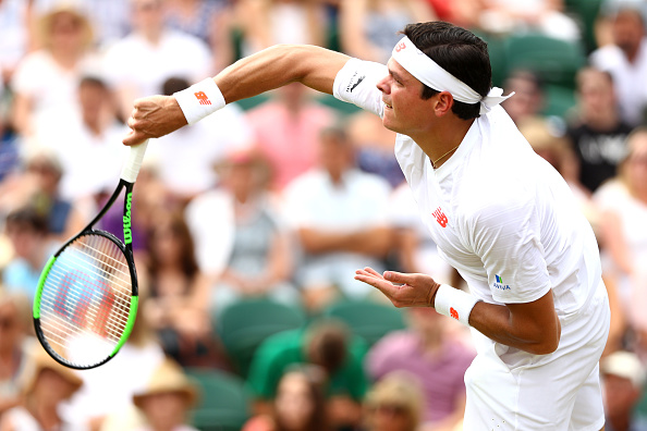 Wimbledon | Raonic in three tiebreaks