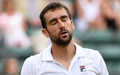 Wimbledon   Cilic goes down in five